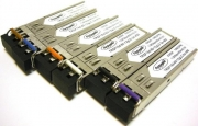 SFP модули CWDM (1.25Гб/с) /Gigabit Ethernet/SD-TTL